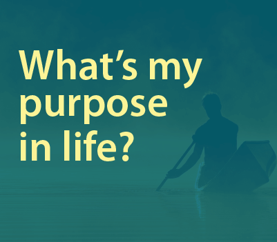 essay on what is my purpose in life Months, i have felt a lot of different emotions and have had a lot of questions regarding my life: the purpose of my life, where i'm headed and who i am i.