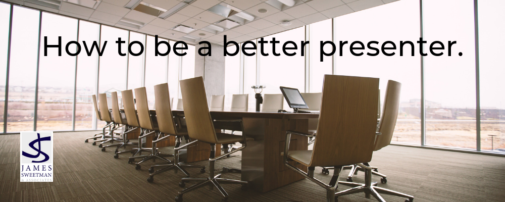 15 ways to be a better presenter
