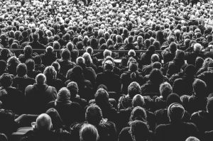Audience. 15 ways to be a better presenter