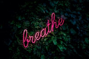 How to detach yourself breathe