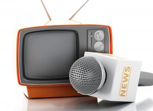 Less TV news to live happier