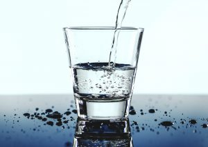 Drink more water to live happier