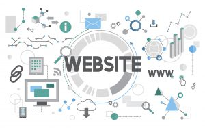 Get findable, have a website