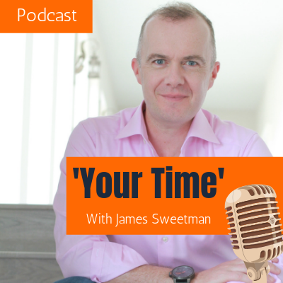 Your time with James Sweetman.