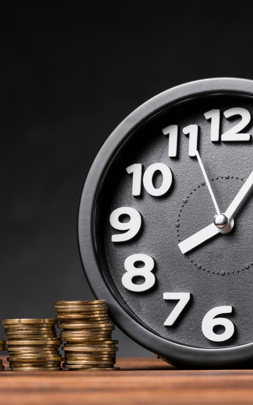 Time or Money – what do you value the most?