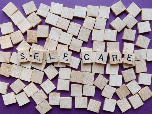 Manage your fears. Triage Self Care