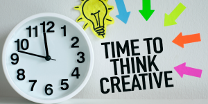 How will you be more creative today. navigate the Covid 19 Crisis