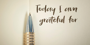 What 3 things am I grateful for right now? navigate the Covid 19 Crisis