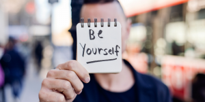 promote what you do by being you
