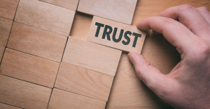 What makes great manager. Trust