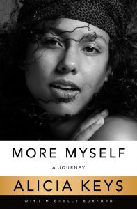 Books. More Myself – Alicia Keys