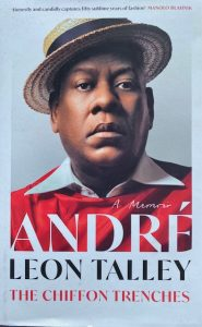 Books. The Chiffon Trenches – Andre Leon Talley