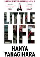 Books. A little life - by Hanya Yanagihara