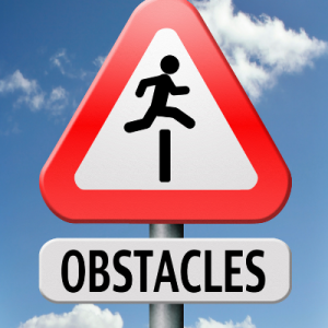 Should I stay or should I go? Obstacles