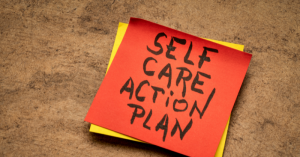 Self Care Action Plan