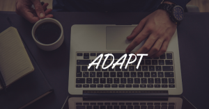 Adapting and evolving