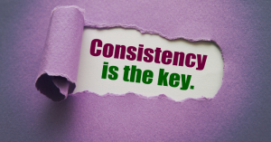 Email marketing consistency